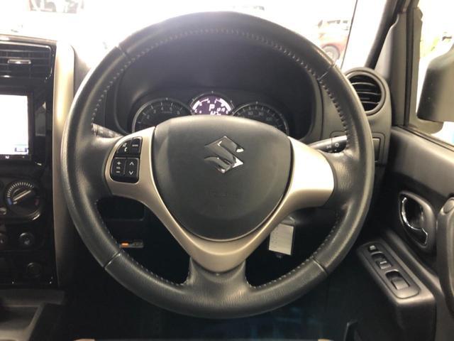 ランドベンチャー 4WD ストラーダSDナビ フルセグTV Bluetooth接続 ETC 黒合皮シート 前席シートヒーター キーレスキー ドアバイザー プライバシーガラス(7枚目)