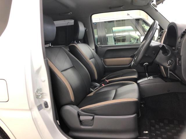 ランドベンチャー 4WD ストラーダSDナビ フルセグTV Bluetooth接続 ETC 黒合皮シート 前席シートヒーター キーレスキー ドアバイザー プライバシーガラス(8枚目)