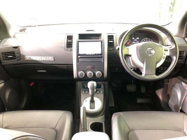 20Xtt 4WD 純正SDナビ バックカメラ オートライト HIDヘッドライト クルーズコントロール プライバシーガラス ドアバイザー 運転席/助手席シートヒーター ダウンヒルアシストコントロール ワンセグTV(2枚目)