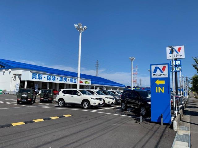 新潟県内2店舗目の大型店舗OPEN!!お車の販売・買取・車検・保険などそれぞれすべて取り扱っておりますので、お車に関する疑問を是非当店スタッフまで!!!