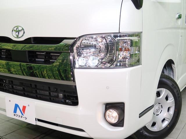 スーパーGL ダークプライムII 4WD ディーゼル ターボ 登録済み未使用車 スマートキー LEDヘッド 両側電動スライド ハーフレザーシート レーンアシスト オートハイビーム(11枚目)