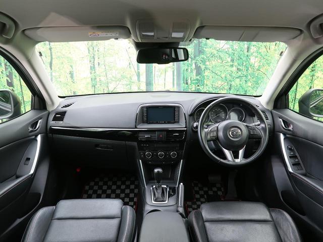 XD Lパッケージ 4WD ディーゼル ターボ SDナビ フルセグ BOSEサウンド バックカメラ 純正17インチAW パワーシート シートヒーター スマートキー クルコン 衝突被害軽減装置 HIDヘッド(2枚目)