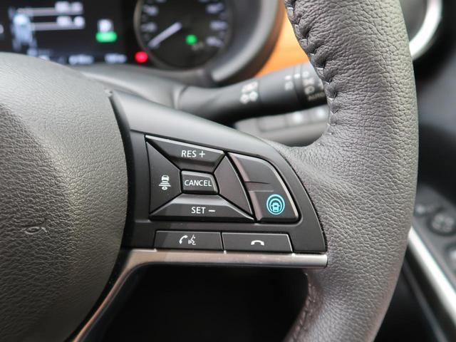 X ツートーンインテリアエディション 純正SDナビ フルセグ アラウンドビューモニター プロパイロット シートヒーター スマートキー ルーフレール LEDヘッド レーダークルーズ コーナーセンサー 禁煙車(8枚目)