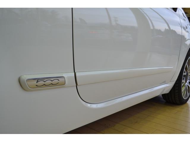 「フィアット」「フィアット 500」「コンパクトカー」「長野県」の中古車7