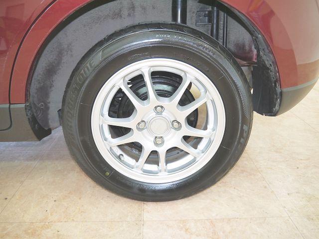 C 4WD・禁煙車・スマートキー・タイミングチェーン式・障害物センサー・社外アルミホイール・ドアバイザー・フルオートエアコン・盗難防止装置(50枚目)