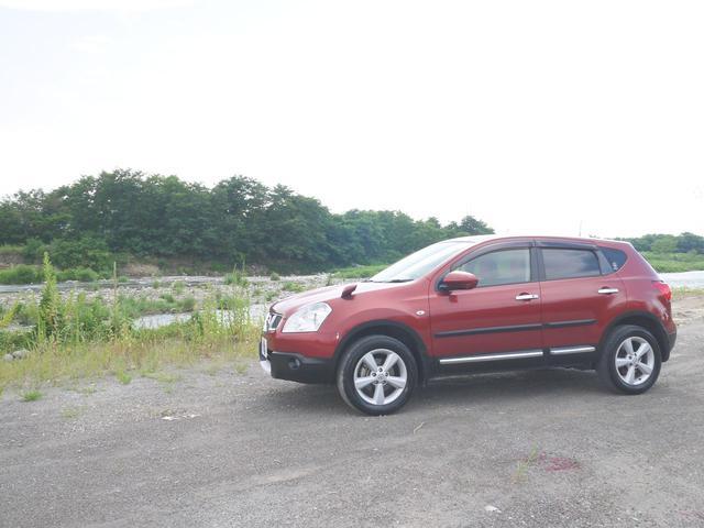 20G FOUR 4WD・デフロック・禁煙車・インテリジェントキー・SDナビ・フルセグテレビ・駐車ガイド付バックカメラ・DVD再生・ミュージックサーバー・ミュージックプレーヤー接続・Bluetooth・オートライト・(5枚目)
