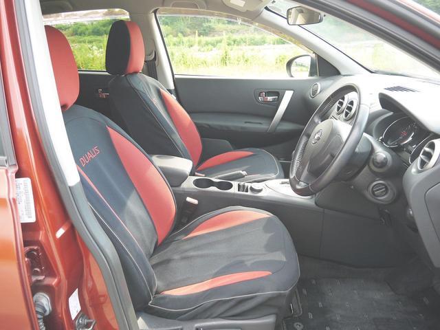 20G FOUR 4WD・デフロック・禁煙車・インテリジェントキー・SDナビ・フルセグテレビ・駐車ガイド付バックカメラ・DVD再生・ミュージックサーバー・ミュージックプレーヤー接続・Bluetooth・オートライト・(11枚目)