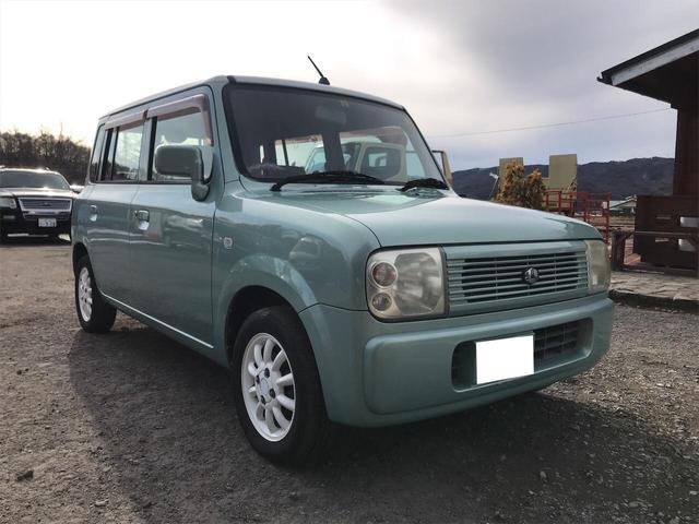 「スズキ」「アルトラパン」「軽自動車」「長野県」の中古車3