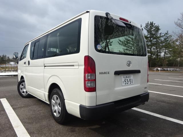 ロングDX 9人乗り ETC バックカメラYOUTUBEで動画配信無料サービス(16枚目)