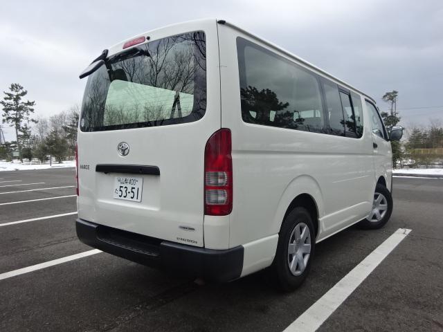 ロングDX 9人乗り ETC バックカメラYOUTUBEで動画配信無料サービス(17枚目)
