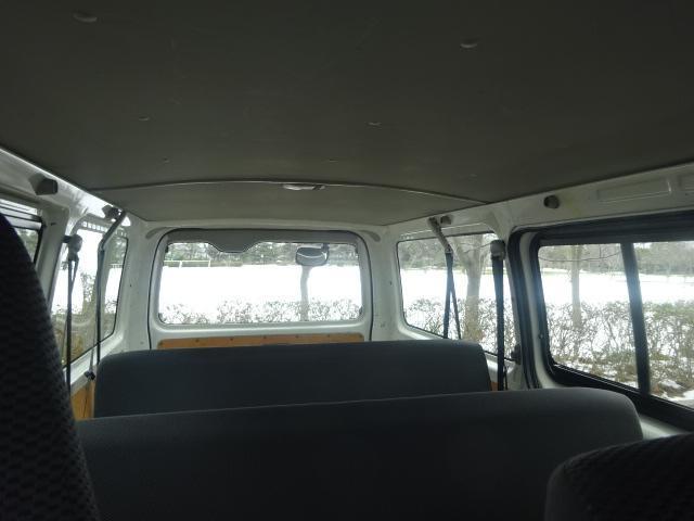 ロングDX 9人乗り ETC バックカメラYOUTUBEで動画配信無料サービス(45枚目)