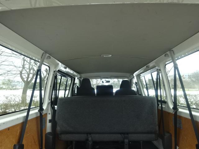 ロングDX 9人乗り ETC バックカメラYOUTUBEで動画配信無料サービス(60枚目)