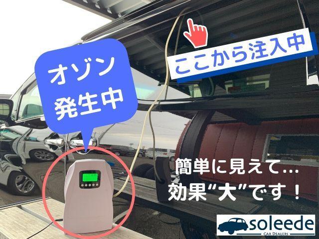 24G4WD7人乗ナビテレビHIDETCバックカメラ(73枚目)