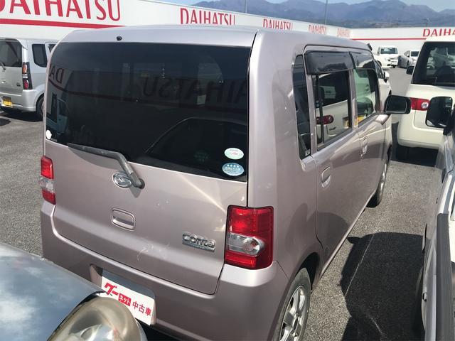 「ダイハツ」「ムーヴコンテ」「コンパクトカー」「山梨県」の中古車8