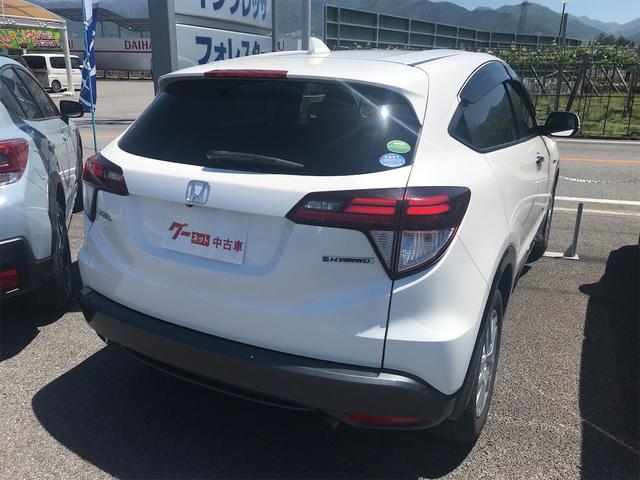 「ホンダ」「ヴェゼル」「SUV・クロカン」「山梨県」の中古車7