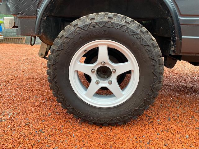 HC 4WD キタガワ3インチリフトアップ レカロシート(19枚目)