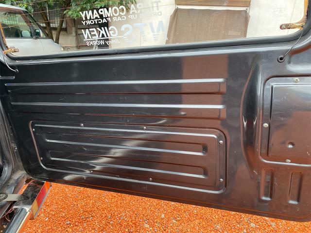 HC 4WD キタガワ3インチリフトアップ レカロシート(39枚目)