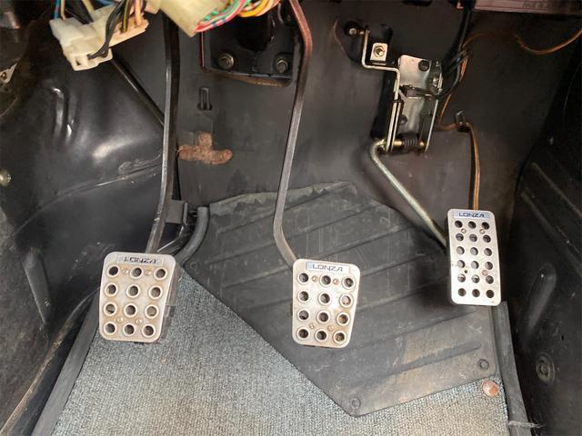HC 4WD キタガワ3インチリフトアップ レカロシート(42枚目)