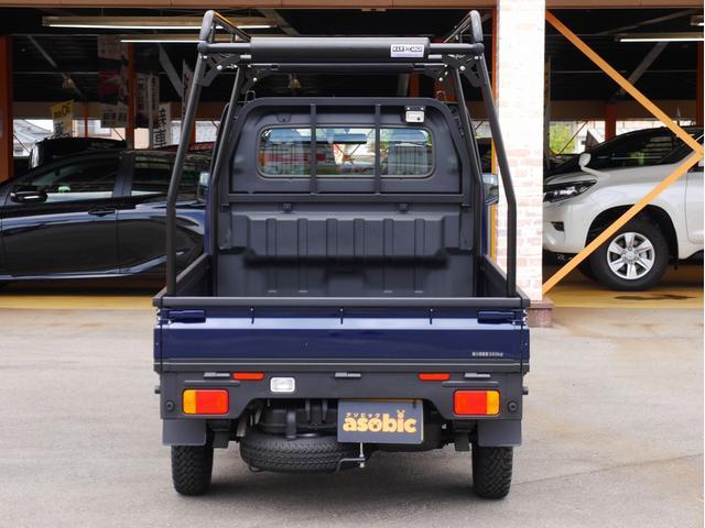 KCエアコン・パワステ農繁仕様 KC農繁仕様 4WD エアコンパワステ付 5MT車 走行キョリ100Km程度の低走行車(6枚目)