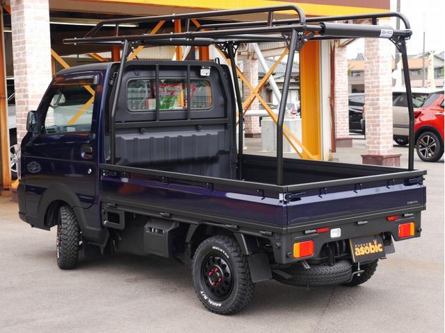 KCエアコン・パワステ農繁仕様 KC農繁仕様 4WD エアコンパワステ付 5MT車 走行キョリ100Km程度の低走行車(7枚目)