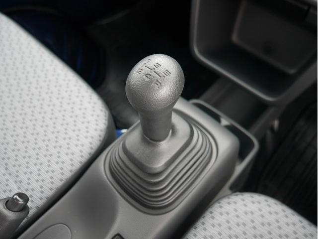 KCエアコン・パワステ農繁仕様 KC農繁仕様 4WD エアコンパワステ付 5MT車 走行キョリ100Km程度の低走行車(18枚目)