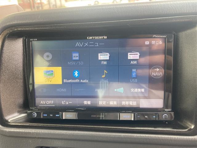 スーパーチャージャー 4WD 5速MT ナビ フルセグ 15インチアルミホイール ABS エアコン パワーステアリング パワーウィンドウ キーレス 型式TW2 同色全塗装済(5枚目)