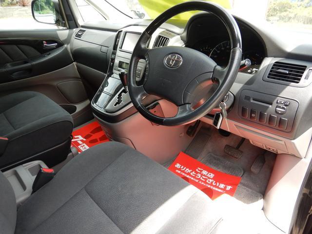 AS 4WD 7人乗り 後期モデル Wスライドドア TVナビ バックカメラ フリップダウンモニター ETC DVD再生(18枚目)