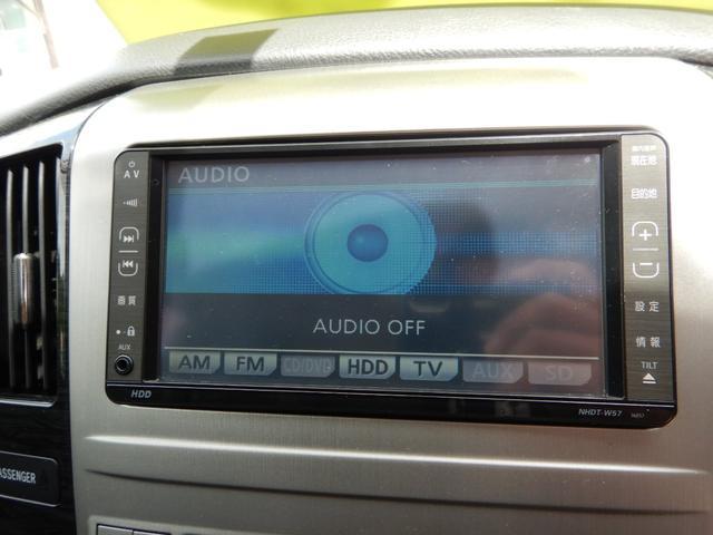 AS 4WD 7人乗り 後期モデル Wスライドドア TVナビ バックカメラ フリップダウンモニター ETC DVD再生(19枚目)