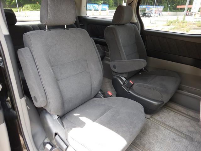 AS 4WD 7人乗り 後期モデル Wスライドドア TVナビ バックカメラ フリップダウンモニター ETC DVD再生(27枚目)