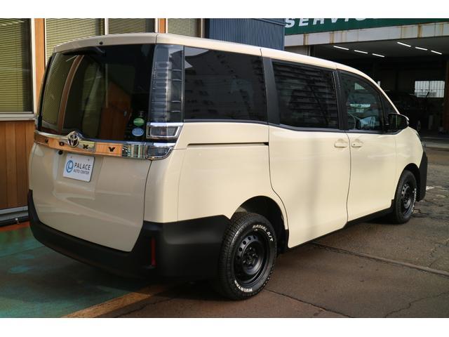 X 4WD オリジナルオールペイント ホワイトレター新品タイヤ ナビ・TV・バックカメラ 8人乗り(6枚目)