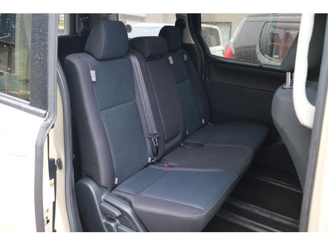 X 4WD オリジナルオールペイント ホワイトレター新品タイヤ ナビ・TV・バックカメラ 8人乗り(14枚目)