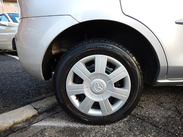 マツダ デミオ カジュアル 自社買取車両 ワンオーナー キーレス ABS