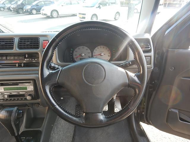 ランドベンチャー ターボ 4WD シートヒーター アルミ(6枚目)