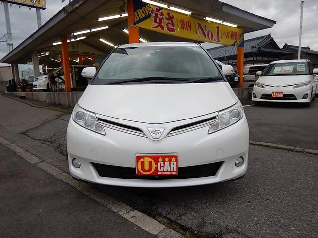 「トヨタ」「エスティマ」「ミニバン・ワンボックス」「新潟県」の中古車2