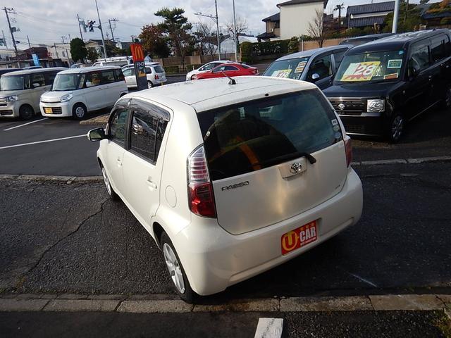 「トヨタ」「パッソ」「コンパクトカー」「新潟県」の中古車8