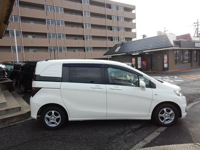 「ホンダ」「フリード」「ミニバン・ワンボックス」「新潟県」の中古車5