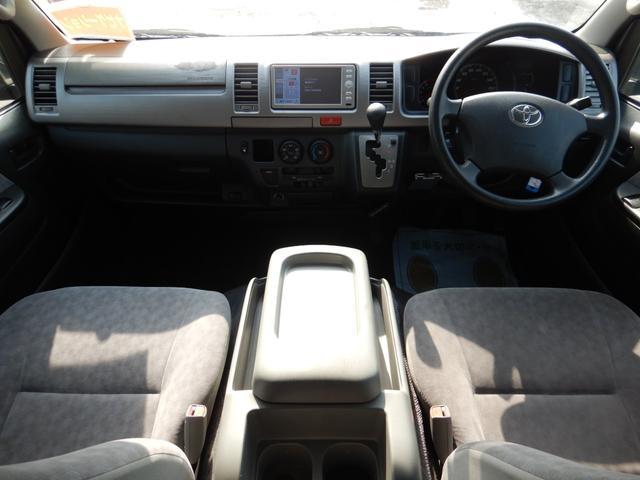 ロングスーパーGL 4WD Fスポイラー Dゼル 社外テール キーレス パークアシスト Bカメラ オートライト 両側スライド ナビTV ETC 東海仕入(15枚目)