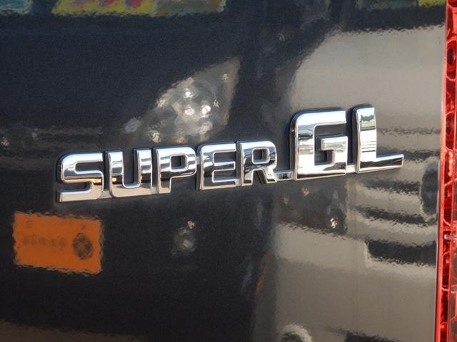 ロングスーパーGL 4WD Fスポイラー Dゼル 社外テール キーレス パークアシスト Bカメラ オートライト 両側スライド ナビTV ETC 東海仕入(25枚目)