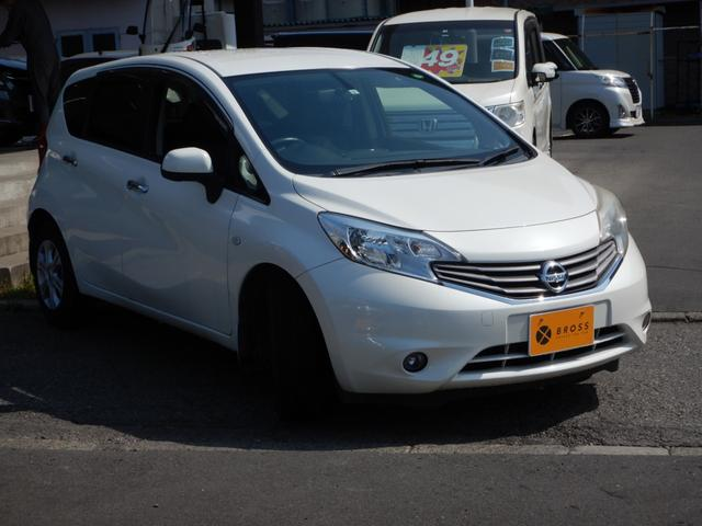 「日産」「ノート」「コンパクトカー」「新潟県」の中古車2