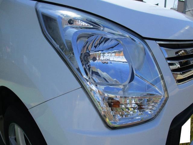 FX 4WD ワンオーナー 純正CD アイドリングストップ車 オートエアコン 運転席シートヒーター ベンチシート キーレス 社外14インチアルミホイール 電動格納ドアミラー(11枚目)