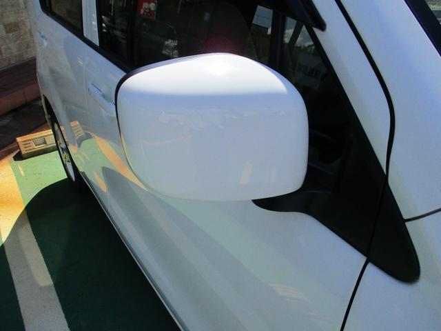 FX 4WD ワンオーナー 純正CD アイドリングストップ車 オートエアコン 運転席シートヒーター ベンチシート キーレス 社外14インチアルミホイール 電動格納ドアミラー(13枚目)