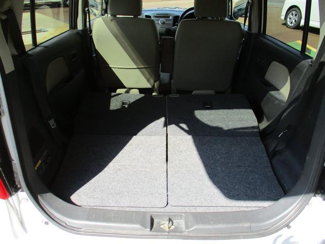 FX 4WD ワンオーナー 純正CD アイドリングストップ車 オートエアコン 運転席シートヒーター ベンチシート キーレス 社外14インチアルミホイール 電動格納ドアミラー(37枚目)