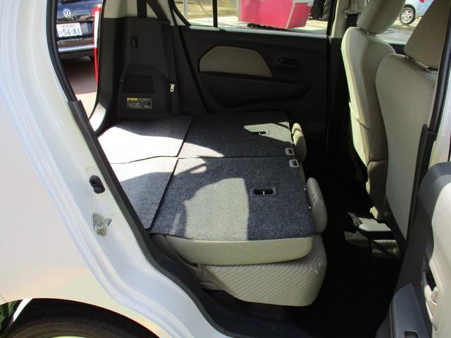 FX 4WD ワンオーナー 純正CD アイドリングストップ車 オートエアコン 運転席シートヒーター ベンチシート キーレス 社外14インチアルミホイール 電動格納ドアミラー(38枚目)