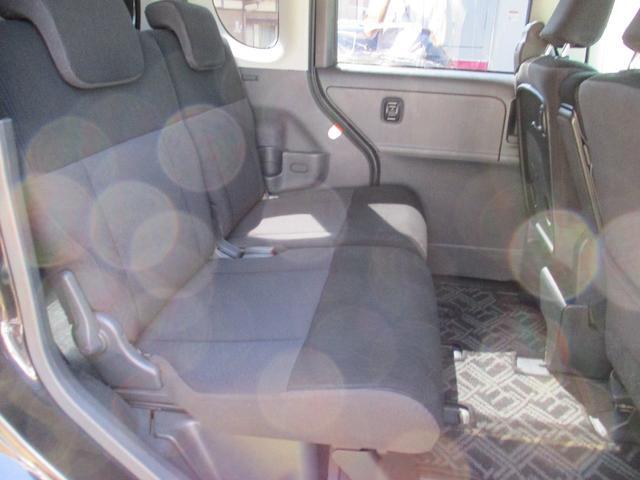 G 東海仕入 除菌済み 純正SDナビ(フルセグ+BT+CD+DVD) 左電動スライドドア スマートキー アイドリングストップ車 オートエアコン 社外14インチアルミ ベンチシート(45枚目)