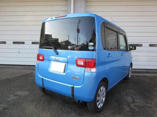 スローパー リヤシート付4人乗り 福祉車両 スローパー リヤシート付4人乗り 福祉車両(6枚目)