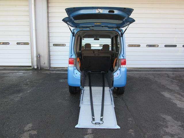 スローパー リヤシート付4人乗り 福祉車両 スローパー リヤシート付4人乗り 福祉車両(15枚目)