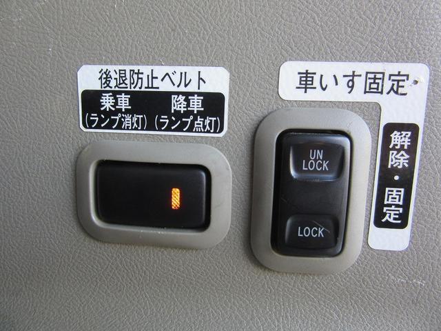 スローパー リヤシート付4人乗り 福祉車両 スローパー リヤシート付4人乗り 福祉車両(17枚目)