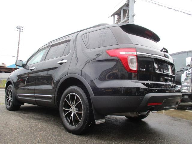 XLT 正規D車 4WD 7人乗 社外AW付き(9枚目)