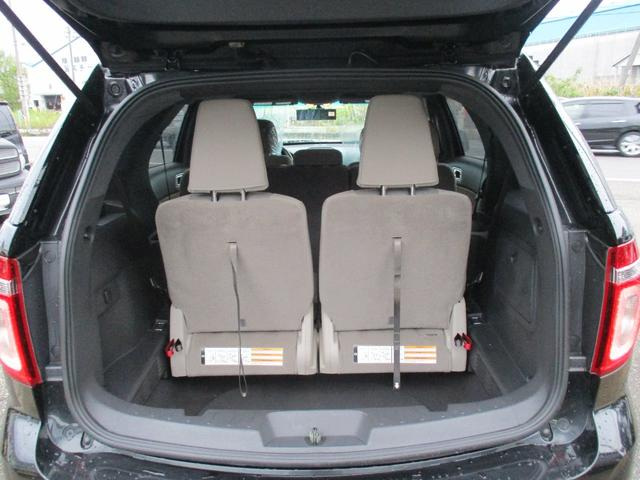 XLT 正規D車 4WD 7人乗 社外AW付き(23枚目)