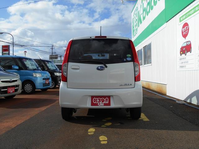 「スバル」「ステラ」「コンパクトカー」「新潟県」の中古車8